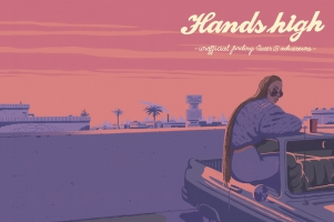 Jacket Image For: Hands High