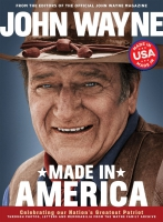 Jacket Image For: John Wayne: Made in America