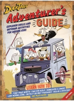 Jacket Image For: DuckTales Adventurer's Guide