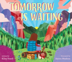 Jacket Image For: Tomorrow Is Waiting