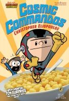 Jacket Image For: Cosmic Commandos