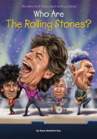Jacket Image For: Who Are the Rolling Stones?