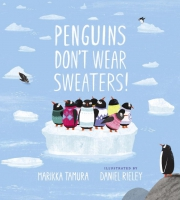 Jacket Image For: Penguins Don't Wear Sweaters!