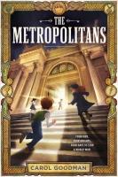 Jacket Image For: The Metropolitans