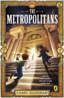 Jacket Image For: The Metropolitans