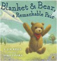 Jacket Image For: Blanket & Bear - A Remarkable Pair