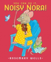 Jacket Image For: You Can Do It, Noisy Nora!