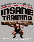 Jacket image for Insane Training