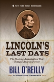 Jacket Image For: Lincoln's Last Days