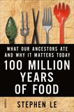 Jacket image for 100 Million Years of Food