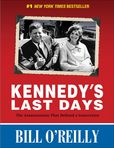 Jacket Image For: Kennedy's Last Days