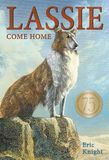 Jacket image for Lassie Come-Home 75th Anniversary Edition