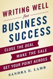 Jacket image for Writing Well for Business Success