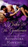 Jacket image for A Duke but No Gentleman