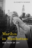 Jacket Image For: Marilyn in Manhattan