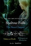 Jacket Image For: Shadow Falls The Next Chapter: Taken at Dusk and Whispers at Moonrise
