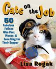 Jacket Image For: Cats on the Job