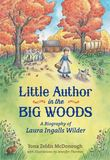 Jacket image for Little Author in the Big Woods