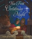 Jacket Image For: This First Christmas Night