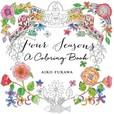 Jacket Image For: Four Seasons Coloring Book