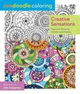 Jacket Image For: Zendoodle Coloring: Creative Sensations
