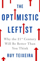 Jacket Image For: The Optimistic Leftist