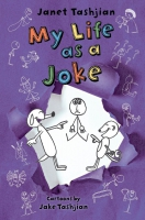 Jacket Image For: My Life as a Joke