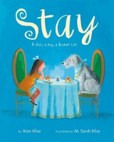 Jacket Image For: Stay