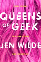 Jacket Image For: Queens of Geek