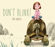Jacket Image For: Don't Blink!