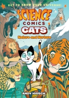 Jacket Image For: Science Comics: Cats