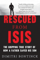 Jacket Image For: Rescued from ISIS