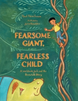 Jacket Image For: Fearsome Giant, Fearless Child