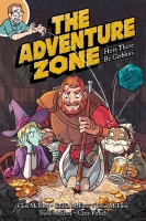 Jacket Image For: The Adventure Zone: Here There Be Gerblins