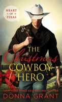 Jacket Image For: The Christmas Cowboy Hero