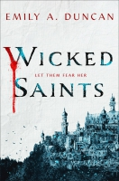Jacket Image For: Wicked Saints
