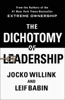 Jacket Image For: The Dichotomy of Leadership
