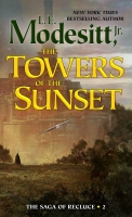 Jacket Image For: The Towers of the Sunset