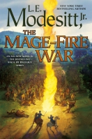 Jacket Image For: The Mage-Fire War