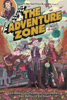 Jacket Image For: The Adventure Zone: Petals to the Metal