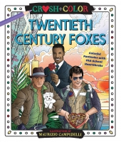 Jacket Image For: Crush and Color: Twentieth-Century Foxes