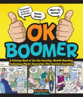 Jacket Image For: OK Boomer