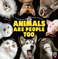Jacket Image For: Animals Are People Too