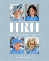 Jacket image for HRH