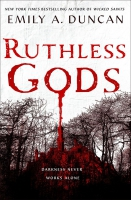 Jacket Image For: Ruthless Gods