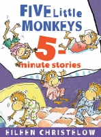 Jacket Image For: Five Little Monkeys 5-Minute Stories