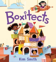 Jacket Image For: Boxitects