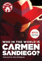 Jacket Image For: Who in the World Is Carmen Sandiego?