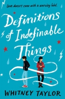 Jacket Image For: Definitions of Indefinable Things