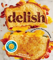 Jacket Image For: Delish